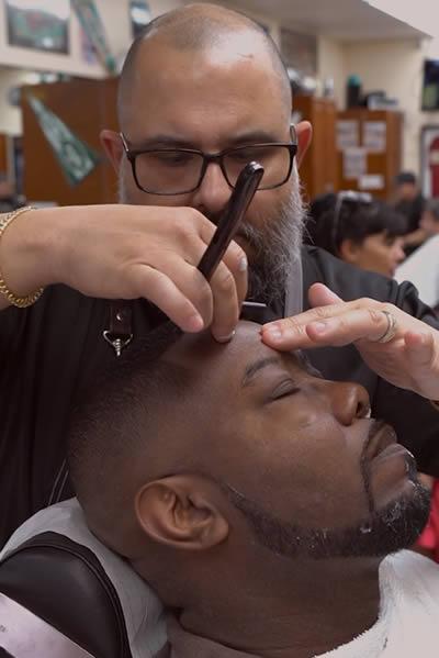 dels barber shop in weston 2